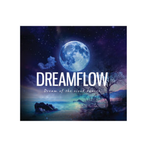 Album artwork front cover - Dream of the cloud dancer - Dreamflow
