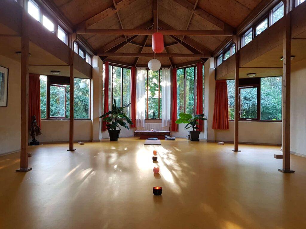Foto van de zaal waar het Dreamflow Concert zal plaatsvinden.